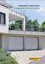 Sektionaltore Industrie Garage